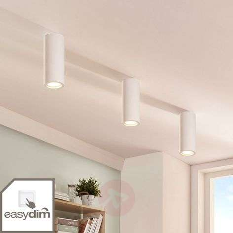 Plaster downlight Annelies with Easydim LED bulb-9621359-31
