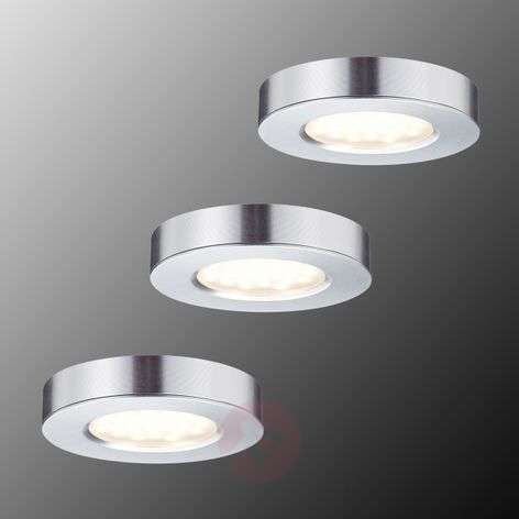 Platy LED furniture light, set of 3