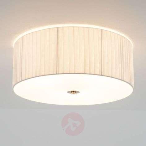 Plissé ceiling light Melda with acrylic diffuser-9620044-32