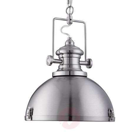 Popular industrial pendant light Silver-8570989-31