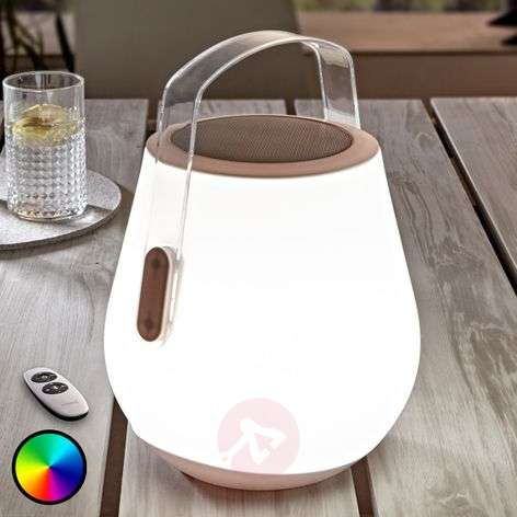 Portable speaker Sabia with RGB LEDs-6729001-31