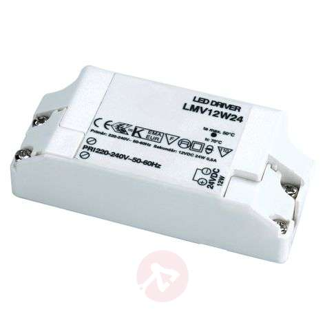 Power Supply for LED 24 V 12 W