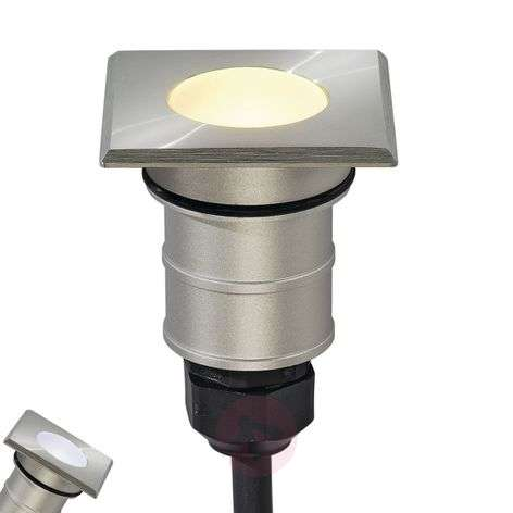 POWER TRAIL-LITE Square LED In-ground Lamp 1W IP67
