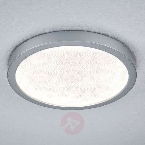 Powerful LED ceiling lamp Ivy for bathroom