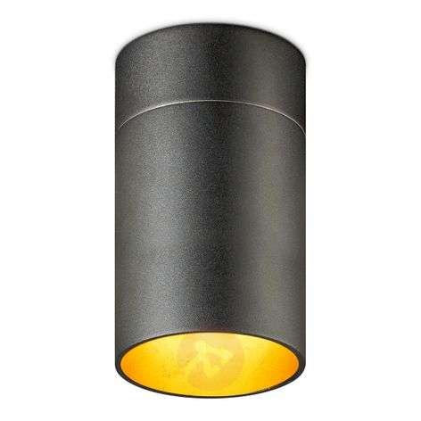 Powerful LED ceiling light Tudor L 18.5 cm