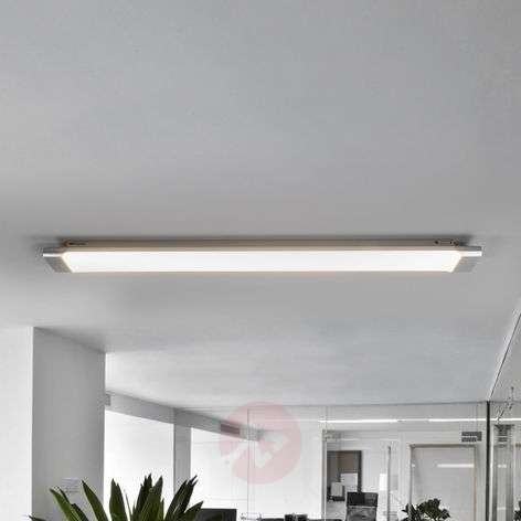 Practical LED ceiling light Vinca, 90cm