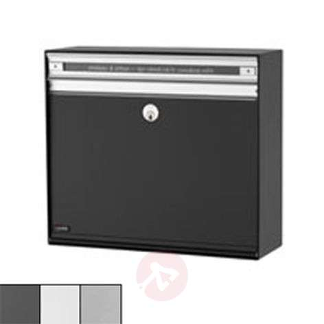 Practical letterbox SC135, aluminium slot