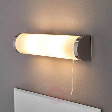 Practical LIANA bathroom light, IP44