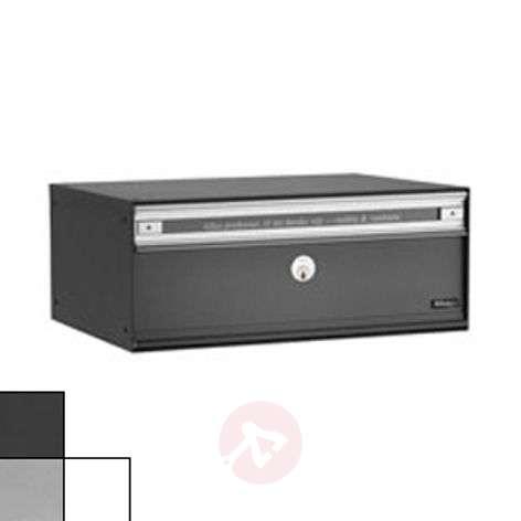 Premium letterbox PC2, steel front