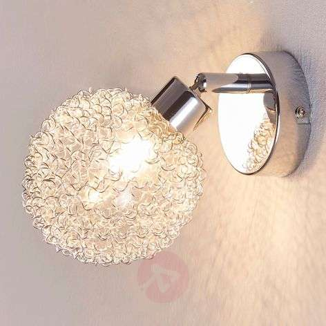 Pretty LED wall light Ticino