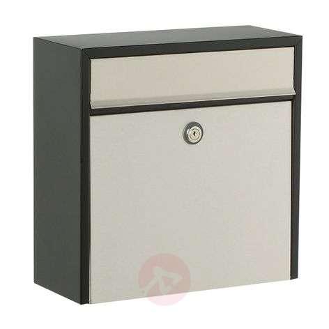 Pretty letterbox 2500, cylinder lock-1045027-31