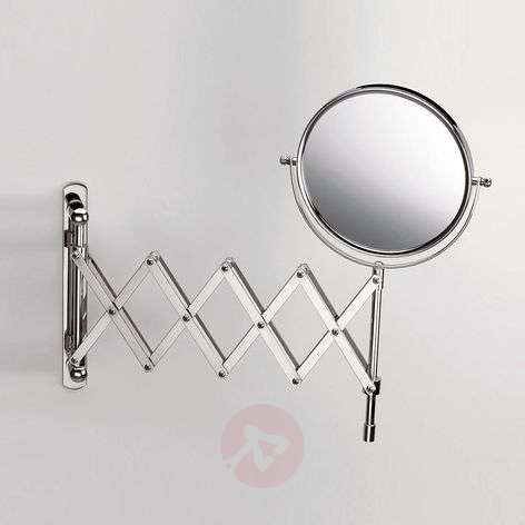 PRICK flexible cosmetic wall mirror, 5x