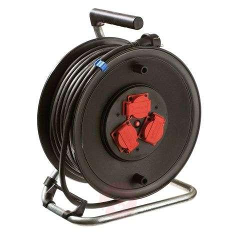 Professional cable drum BGI 608 for building sites