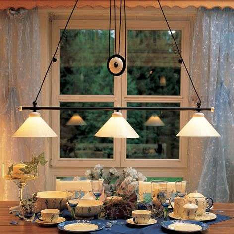 PROVENCE LA MAISON adjustable hanging light