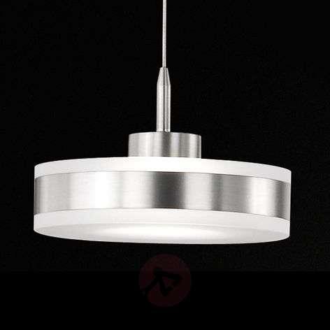 Puk round LED pendant light
