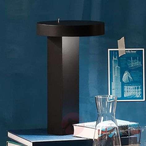 Puristic designer LED table lamp Bob-1071070X-31