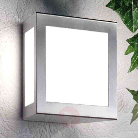 Quadro Square Exterior Wall Lamp