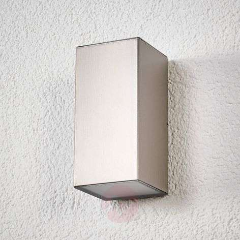 Quality stainless steel outdoor LED wall lamp Jana