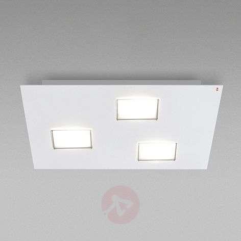 Quarter - LED ceiling light in white with 3 LEDs