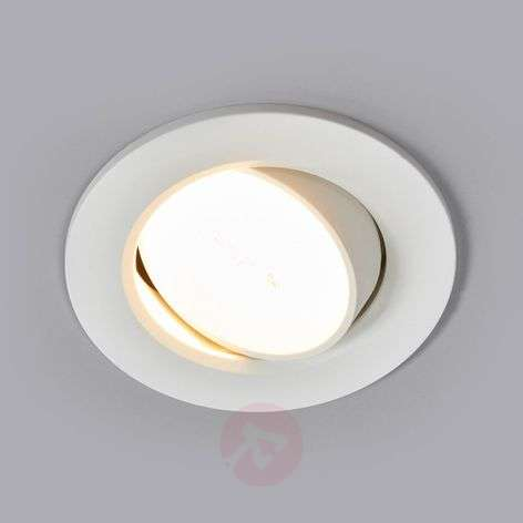 Quentin - LED recessed light in white