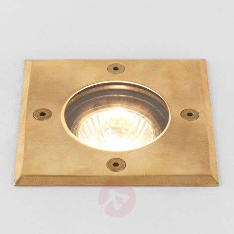 Recessed floor light Gramos - seawater-resistant
