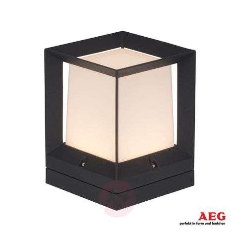 Rectangular Kubus LED pillar light