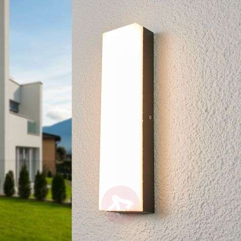 Rectangular LED outdoor wall lamp Donovan-9618094-31