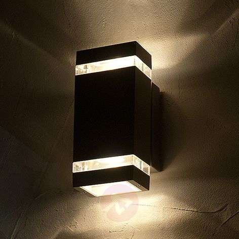 Rectangular-shaped FOCUS LED exterior wall light-3006128-32