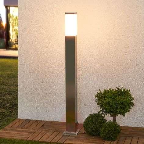 Rectangular stainless steel bollard light Lorian-9972065-33