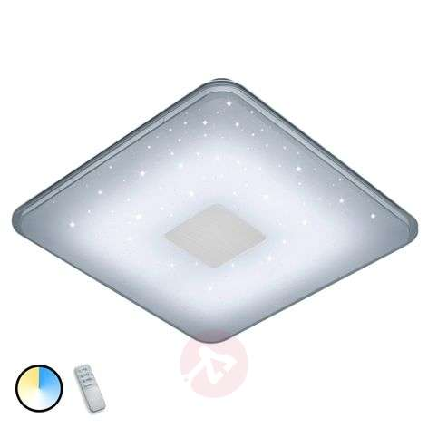 Remote-control angular LED ceiling light Samurai-9005252-31