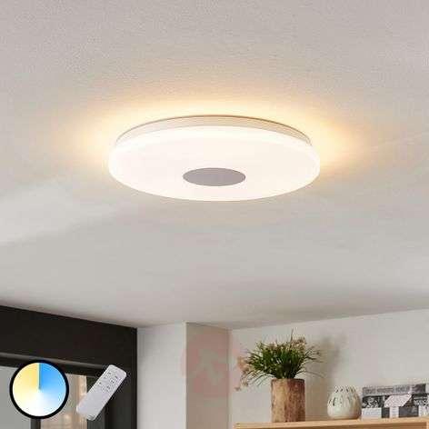 Renee LED ceiling lamp, adj. luminous colour 15 W