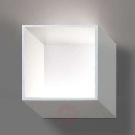Right-aligned LED wall light Forty-S R