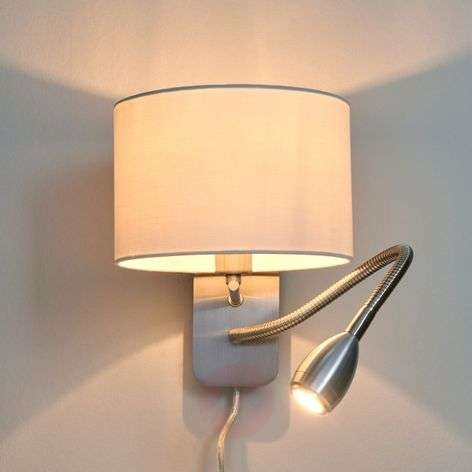Risa wall light with reading light-9004558-31
