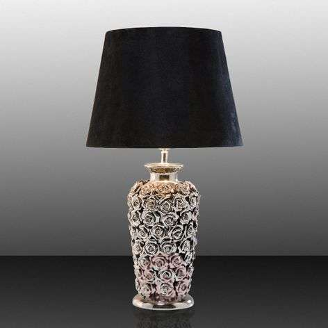 Rose petal table lamp Rose Multi