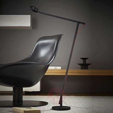 Rotaliana Spring flexible LED floor lamp