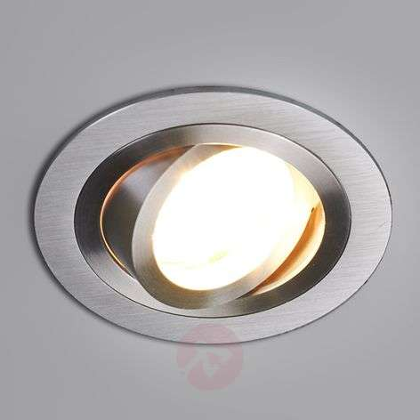 Round high voltage recessed light Sophia