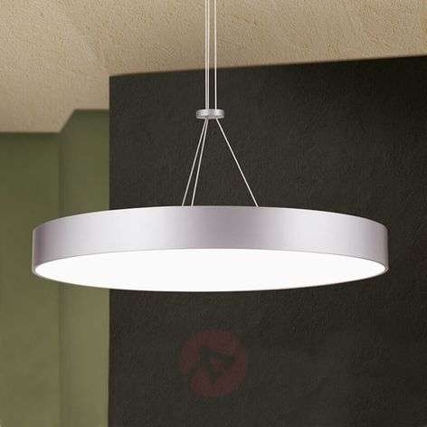 Round LED hanging light Egilo - dimmable