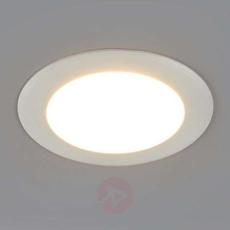 Round LED recessed light Arian, 9.2 cm, 6 W