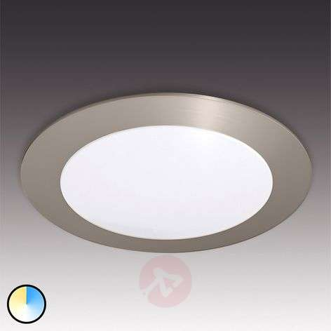 Round LED recessed light Dynamic FR 68