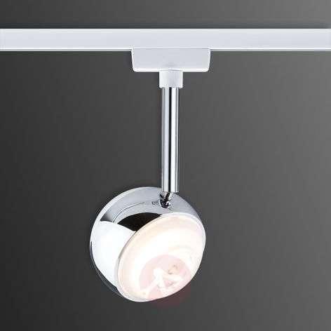 Round LED spotlight Capsule for U-Rail track white