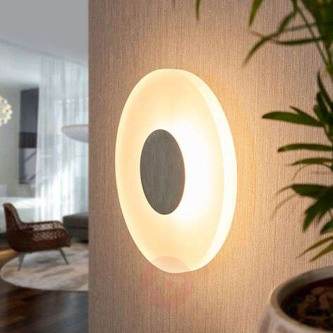 Round LED wall lamp Marlit