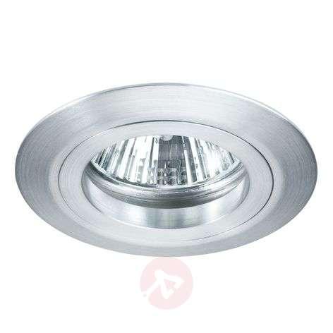 Round LV recessed light DRILA, 3 piece set