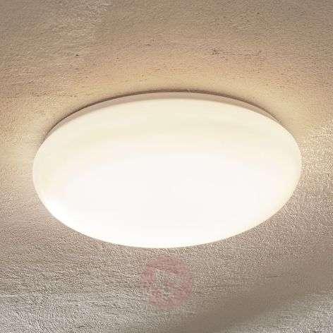 Round sensor ceiling light Altona with LEDs