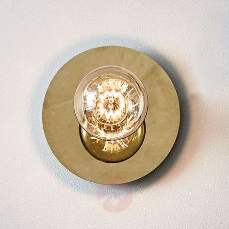 Round wall light Disc
