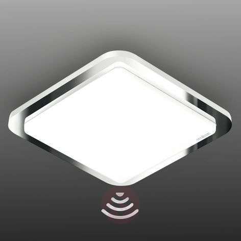 RS LED D1 sensor ceiling light chrome-plated frame