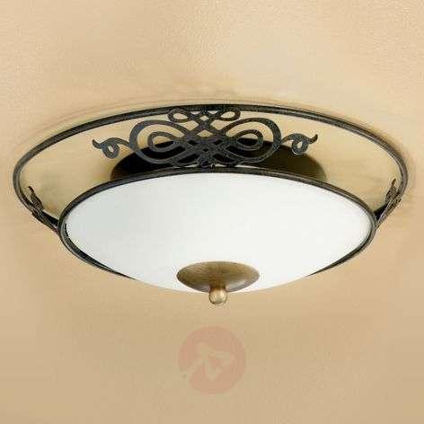 Rustic ceiling light Master