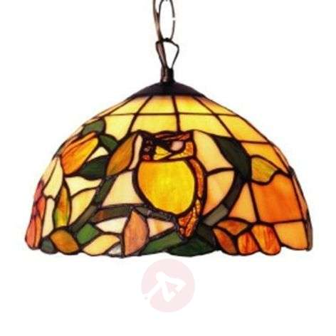 Rustic hanging light JOLIEN