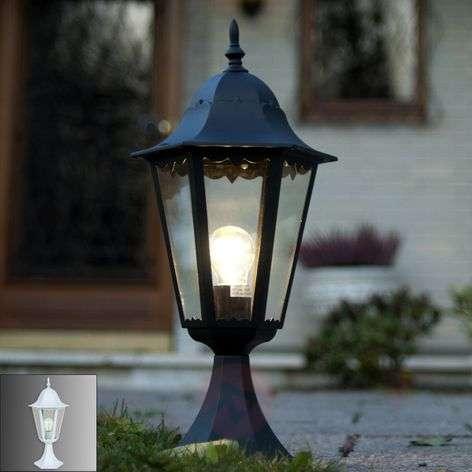 Rustic Hannes pillar light