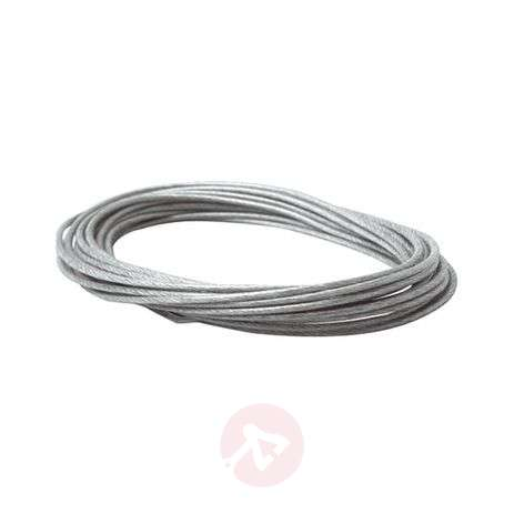 Safety tensioning cable 4 mm² 12m