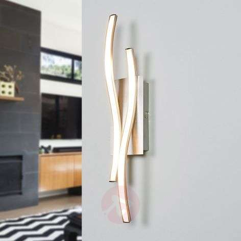 Chrome/Stainless Steel/Nickel Wall Lights | Lights ie
